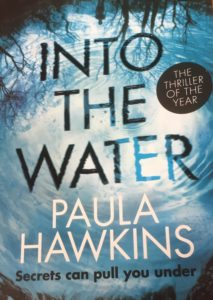 Into the Water front cover
