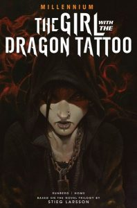 Girl with the dragon tattoo comic