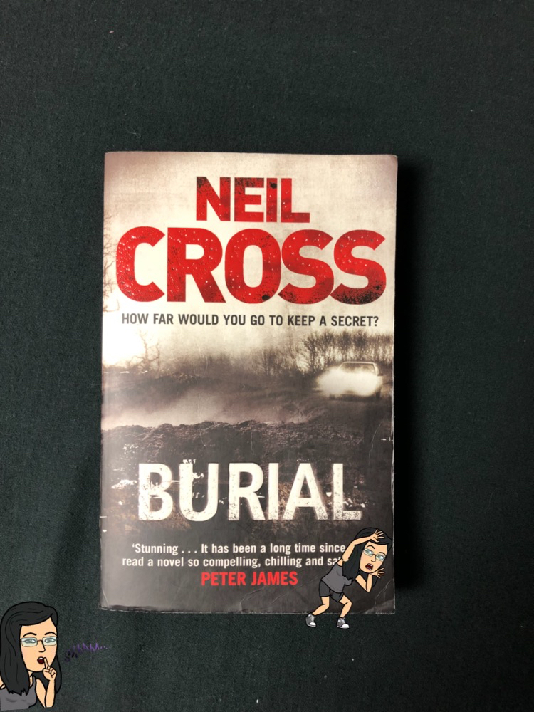 Burial – Neil Cross