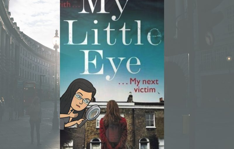 My Little Eye – Stephanie Marland