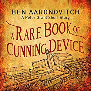 Audiobook A Rare Book of Cunning Devices
