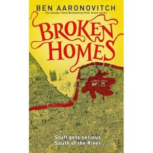 Broken Homes front cover