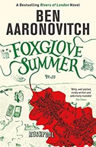 Foxglove Summer front cover