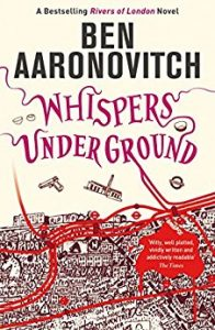 Whispers Underground front cover