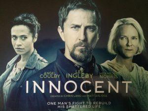 Innocent tv series graphic