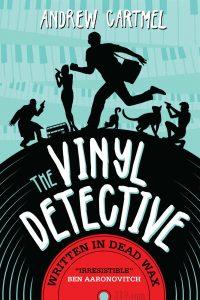 Vinyl Detective - Andrew Cartmel